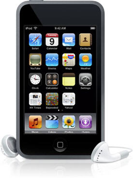 Free iPod Touch