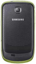 Samsung Galaxy Mini Black Green