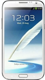 Samsung Galaxy Note 2 LTE White